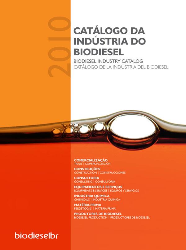 Catálogo da indústria do Biodiesel 2010-0